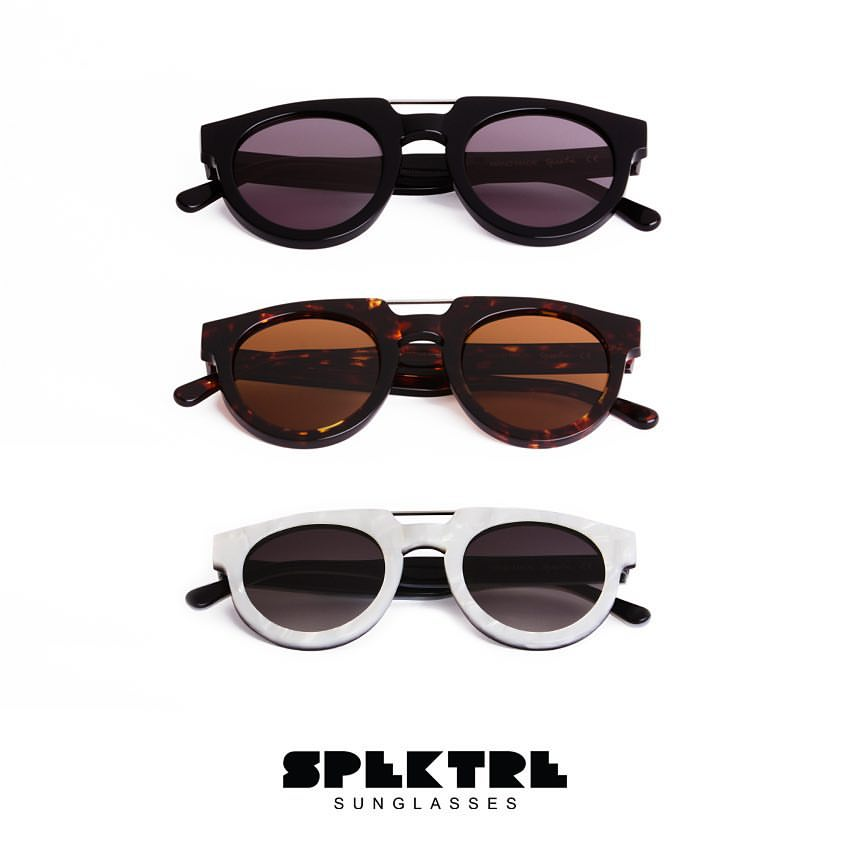 SPETKTRE SUNGLASSES Doppio Ponte collection