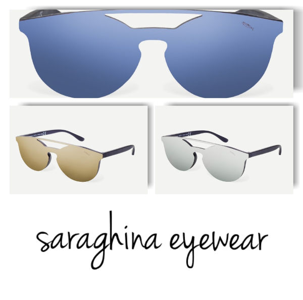 Saraghina Eyewear e la nuova linea SPACE